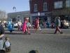 Diaper parade.